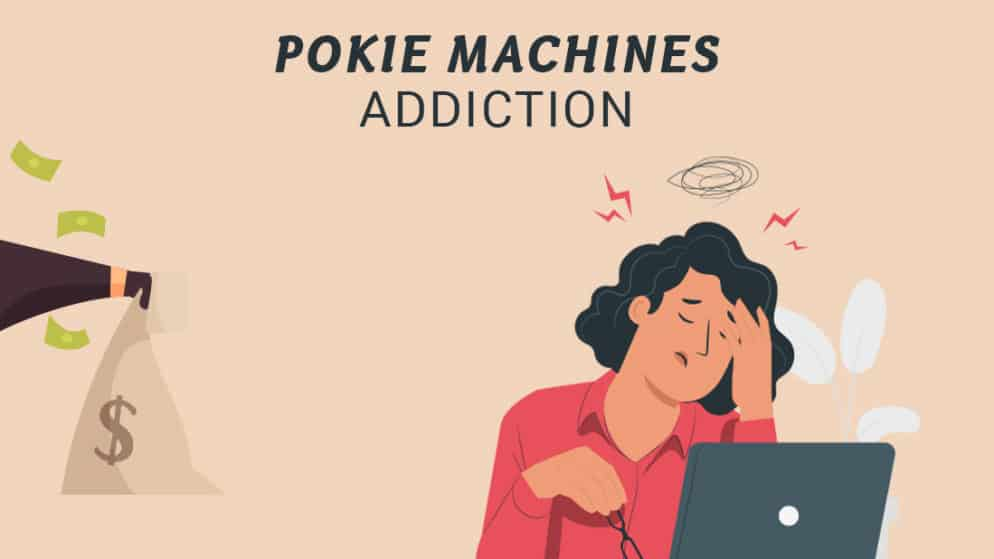 How to prevent it before it hits: hooked on pokie machines