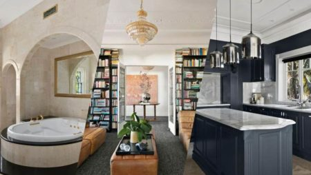 Casino chief's refined residence: sold!
