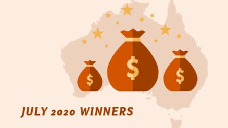 The lucky ones of July: Heartwarming stories of Aussies success in the lottery