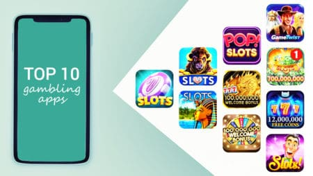 TOP 10 gambling apps – best slots for your Android