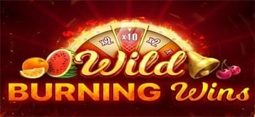Wild Burning Wins: Classic 5 Lines